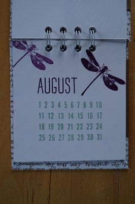 Immerwährender Kalender - Patricia Stich 2015