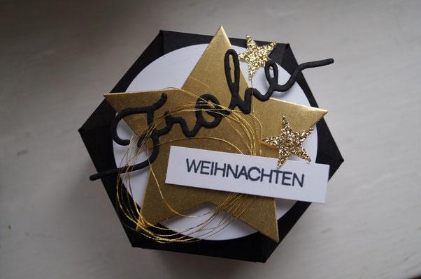 Sabines Sechseckbox - Patricia Stich 2015