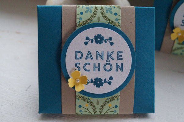 EVP-Verpackung für einen Keks - Patricia Stich 2015