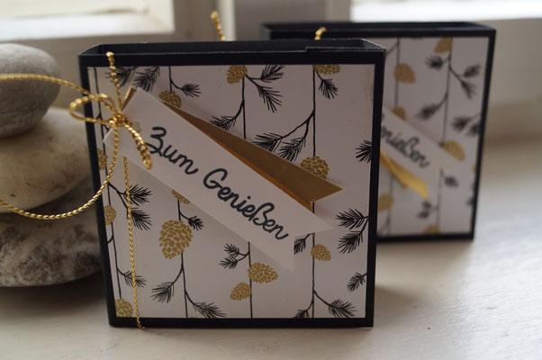 Teebeutel hübsch verpackt - Patricia Stich 2015