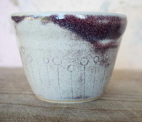 handgemachte Teeschale (develloppa)