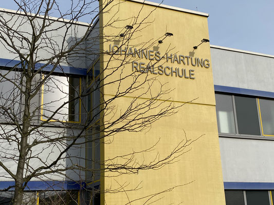 Strahler an Realschule
