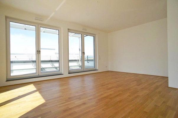 Wohnen Penthouse-Wohnung Wiesbaden Südost