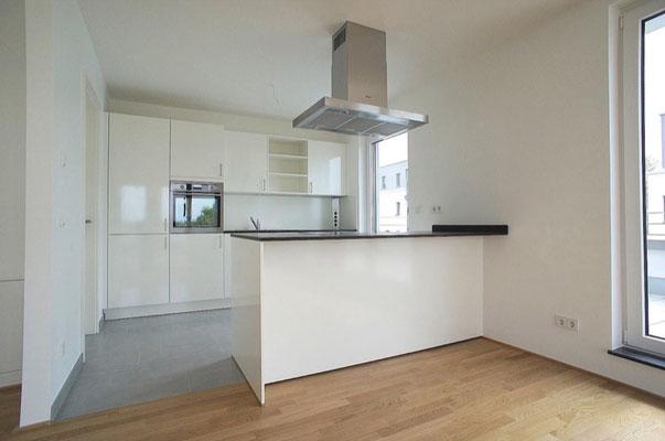Küche Penthouse-Wohnung Wiesbaden Südost