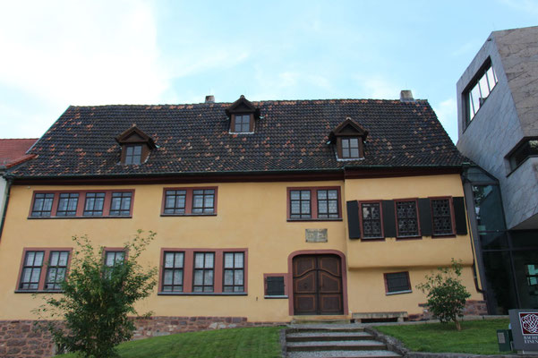 Geburtshaus von Bach