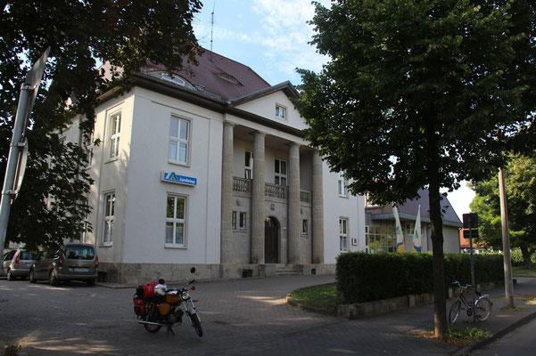 Jugendherberge Erfurt