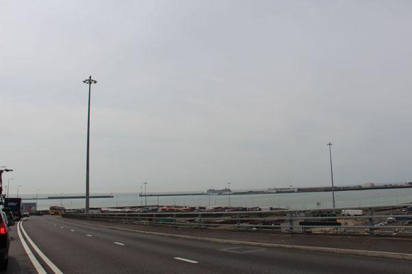 Hafen in Dover
