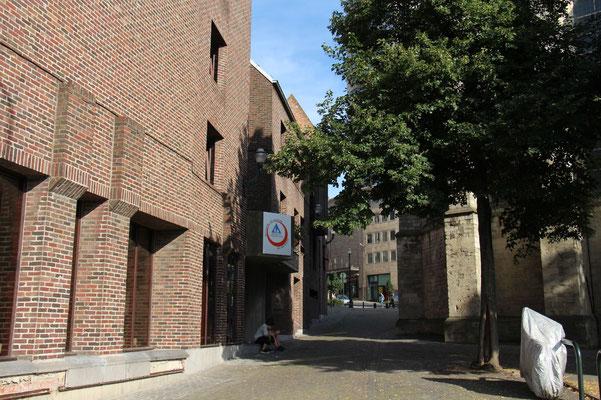Jugendherberge Brüssel