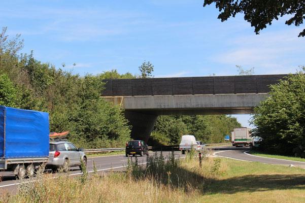 Autobahn in NL