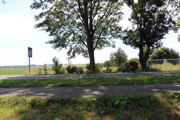 5m vor Deutschland geht das Moped nicht an