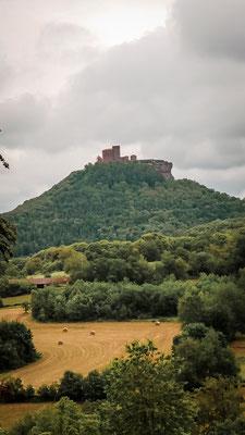 Burg Trifels, Pfalz