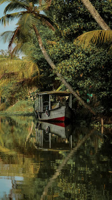 Backwaters, Indien