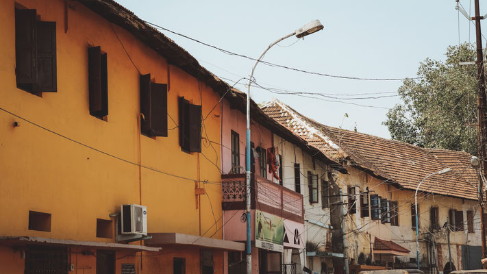 Streets of Kochi