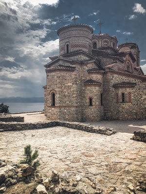 Saint Pantelejmon/ Ohrid