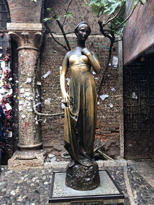 Casa di Giulietta, Verona