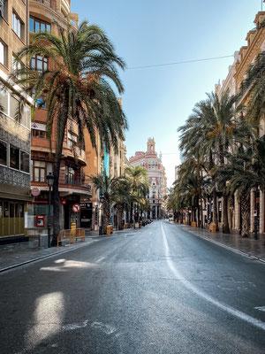 Valencia, Spanien