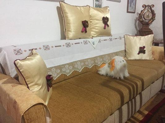 Rooms Emiliano, Kruja