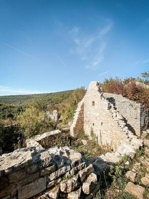 Dvigrad, Kroatien