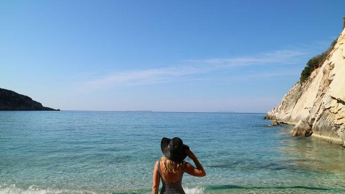 Beach, Albanien