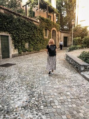 Varenna, Italien