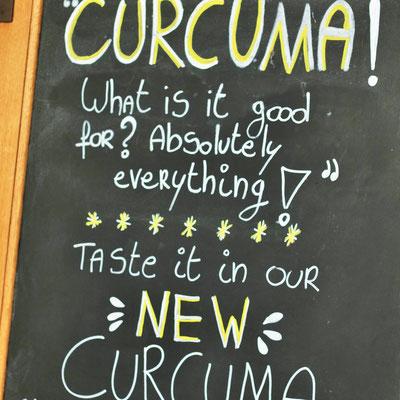 Time for Curcuma