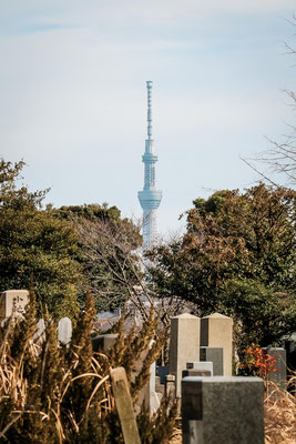 Yanaka Friedhof, Tokyo