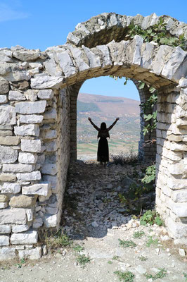 Berat, Albanien