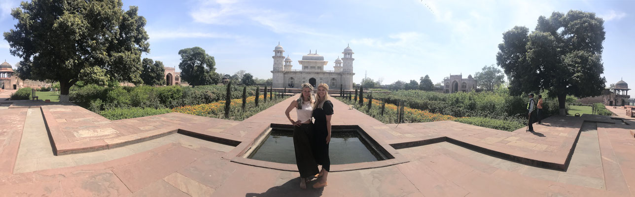 Baby Taj Agra, Indien
