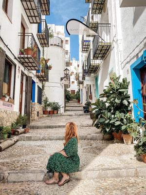 Peñiscola, Spanien