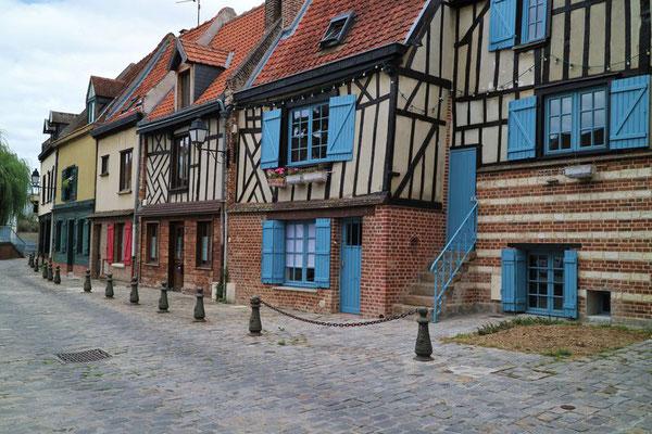 Straßen von Amiens