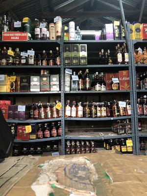 Liquor Store, Indien
