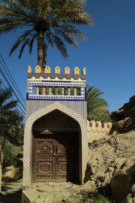 Fanja Fort, Oman