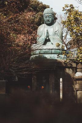 Tennoji- Tempel, Tokyo