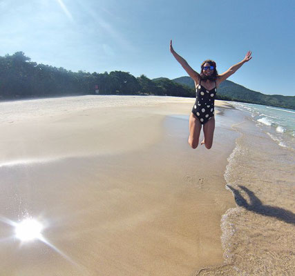 Lopes Mendes Beach, Ilha Grande