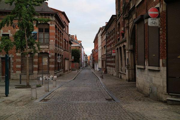 Straßen von Mons