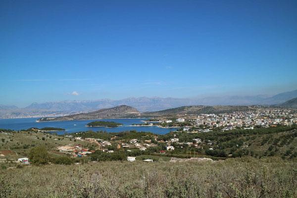 Ksamil, Albanien