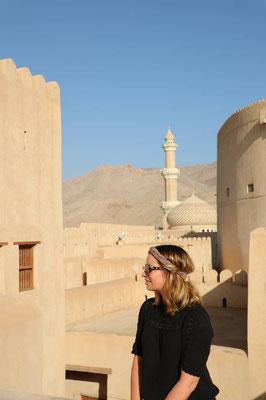 Nizwa Castle, Oman