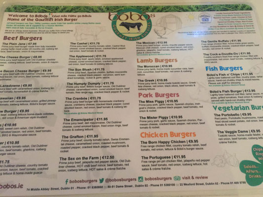 Bobos Burger Restaurant