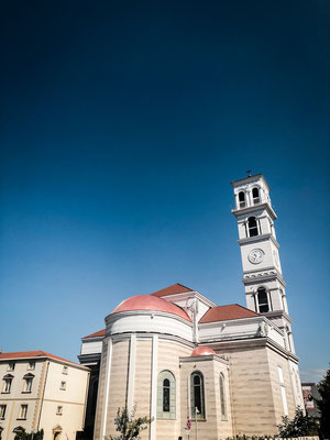 Mutter Theresa Kathedrale/ Pristina