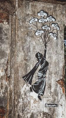 Streetart Kochi