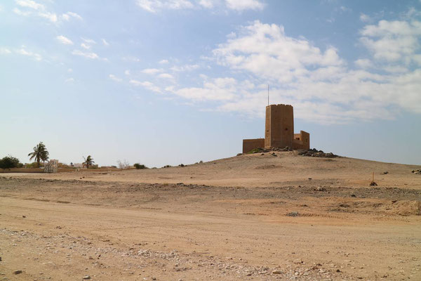Fort Mirbat, Oman