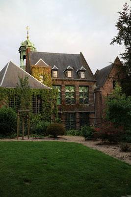Jardin du Mayeur, Mons