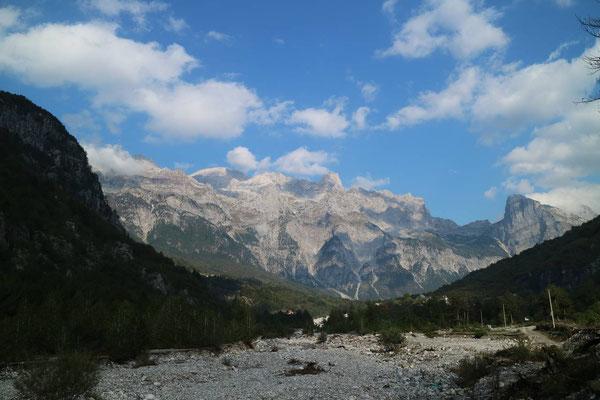 Theth, Albanien