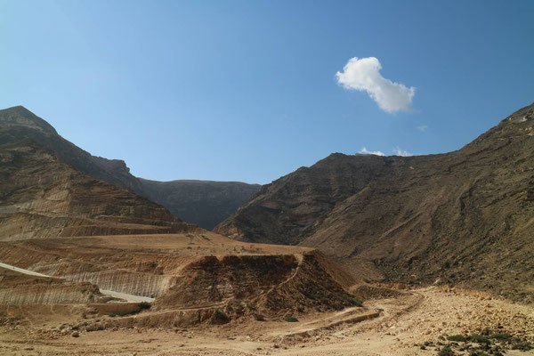 Jebel al- Qamar, Oman