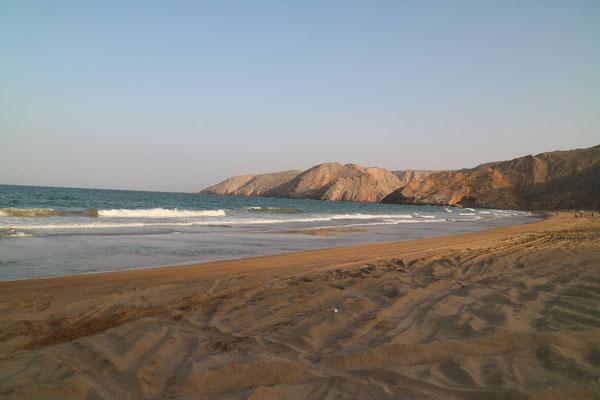 Yiti Beach, Oman