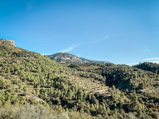 Guadalest, Spanien