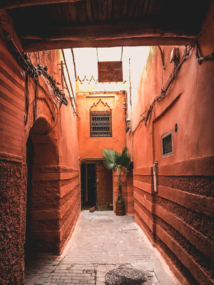 Streets of Marrakesch