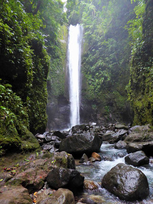 Casaroro Wasserfall, Philippinen