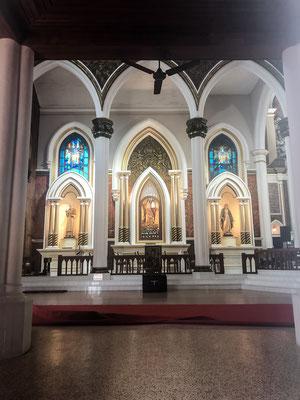 St. Andrews Kirche, Arthunkal