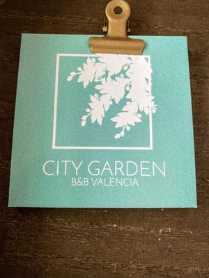 City Garden B&B Valencia, Spanien
